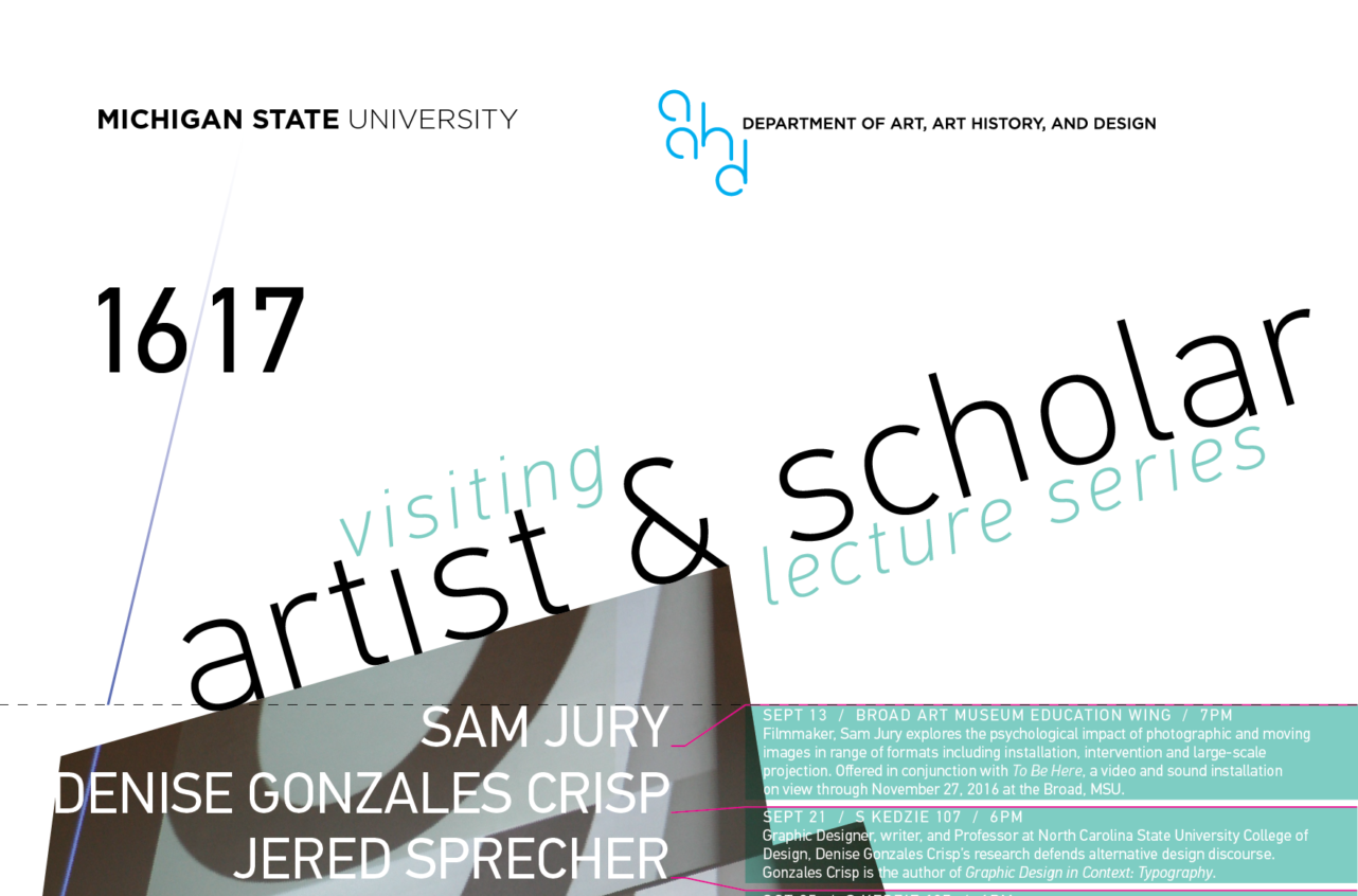 2016-2017 Lecture Series