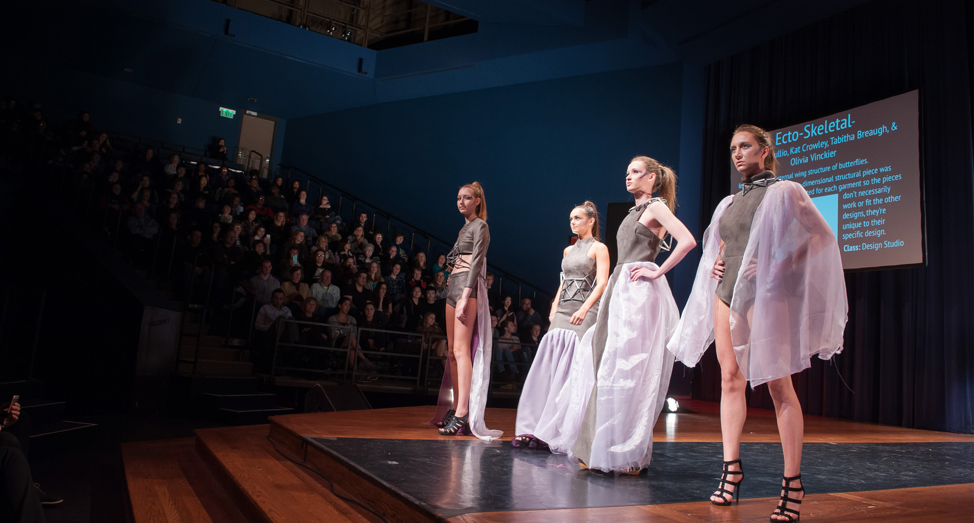 Winners of MSU Fashion Design Competition Receive Trip to NY Fashion Week