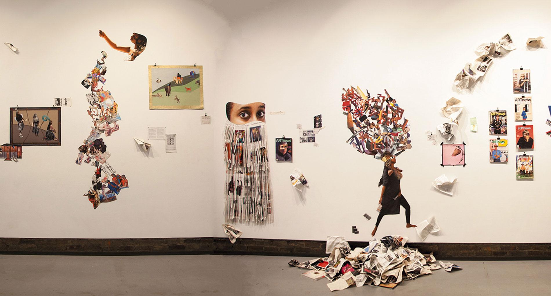 Critical Race Studies Program Examines Race Through Art