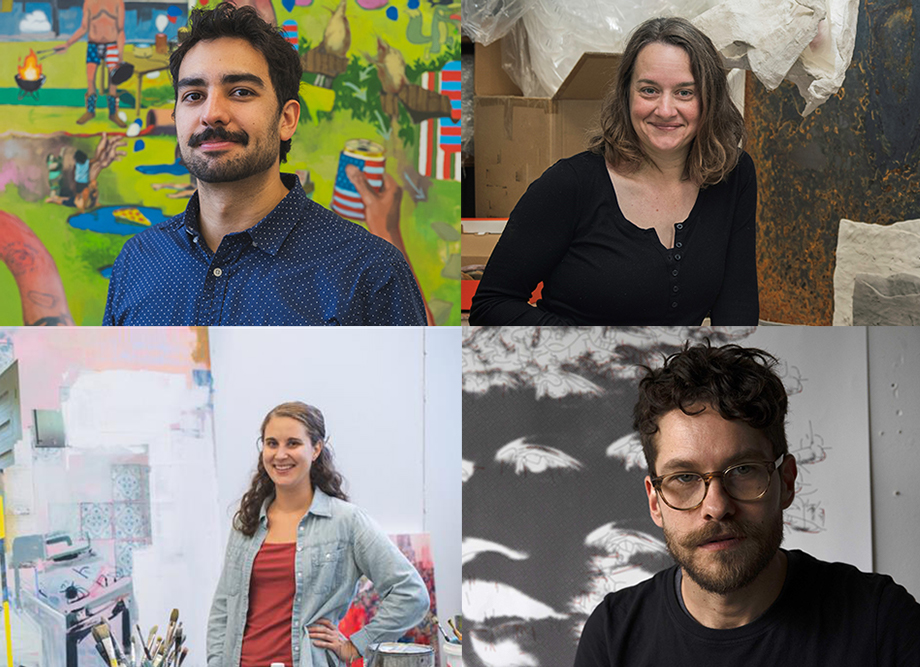 MFA Online Exhibition Showcases Artwork of 2020 Graduating Class