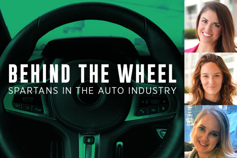 Liberal Arts Graduates Define Pathways to Future in Auto Industry