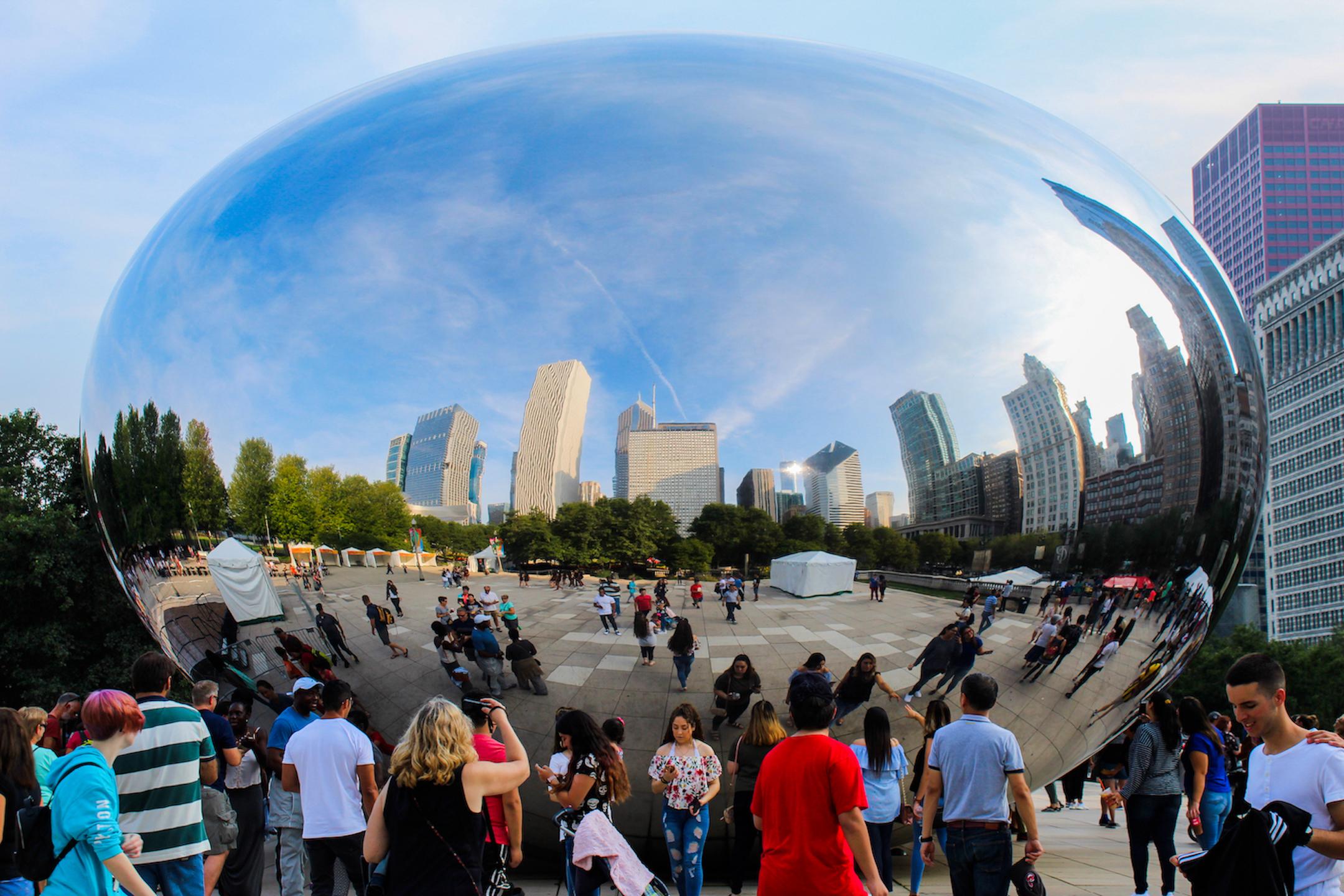 Chicago Bus Trip 2021